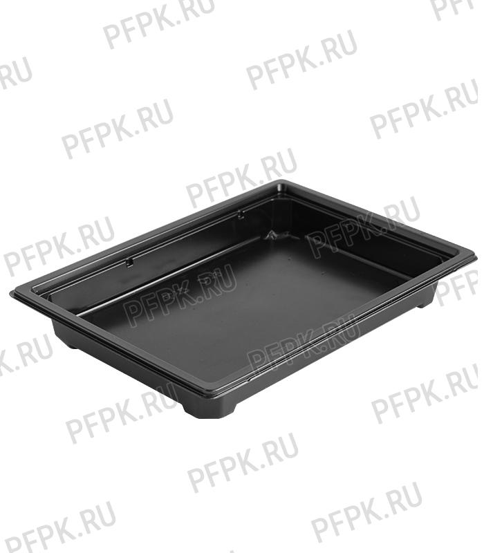 Емкость С-19 К (Т) прозрачная КОМУС (крышка к емкости С-19 черная) [1/420]
