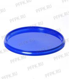 Крышка к ведру 0,4л, 0,5л, д-р 100мм (КВ-100) Синяя [1/1200]