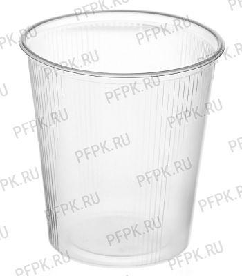 Емкость 500 мл УЮ КРУГЛАЯ (без крышки) [50/1000]