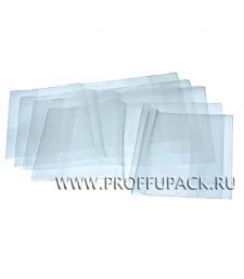 Обложка п/п для тетрадей 210х350 60мкм (223-075) [100/2000]