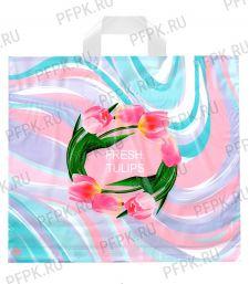 СИЯНИЕ 40х34+3 (60мкм) ПВД, ТИКО Круговорот цветов [50/300]