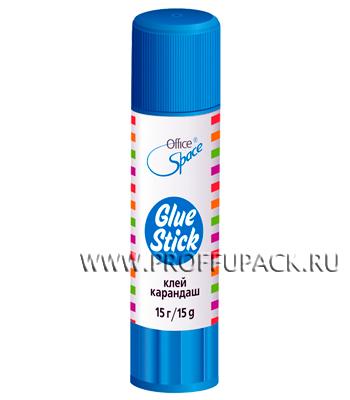 Клей-карандаш ПВА 15гр (158-722 / GS15_244) [24/648]