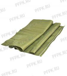 Мешок полипропиленовый 50х90 зеленый (40 гр) [1000/1000]