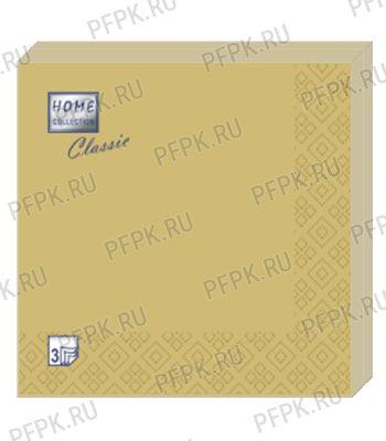 Салфетки бум. DESNA HOME COLLECTION CLASSIC (20 листов) Gold [1/12]