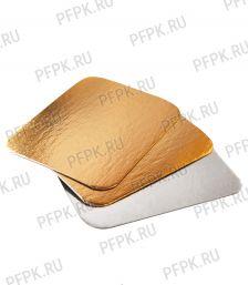Вакуумная подложка 130х100 Золото/Серебро [100/3000]
