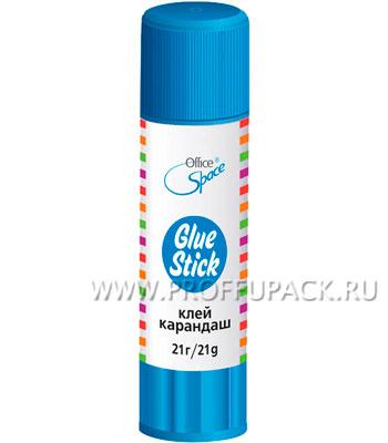 Клей-карандаш ПВА 21гр (158-723 / GS21_245) [24/648]