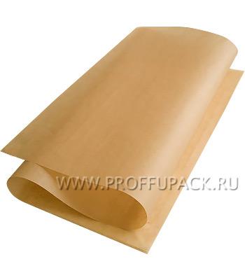 Пергамент силиконовый в листах 40*60см (500 листов) Коричневый SILIDOR (209-073)