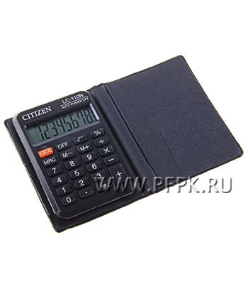 Калькулятор CITIZEN LC-110N LC-110NR (268-470) [1/20]