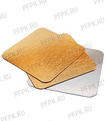 Вакуумная подложка 130х130 Золото/Серебро [400/400]