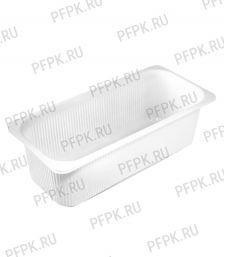 Емкость ПК-1138 (дно) Белая ПЭТ [1/100]