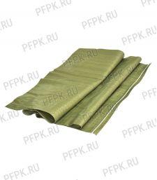 Мешок полипропиленовый 70х120 зеленый (85 гр) [1000/1000]