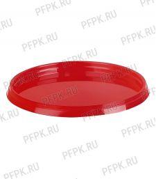 Крышка к ведру 0,55л Красная [1/200]