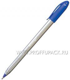 Ручка шариковая TRIANGLE SILVER (Триангл Сильвер) Синяя (206-169 / CBp_10792) [12/1200]