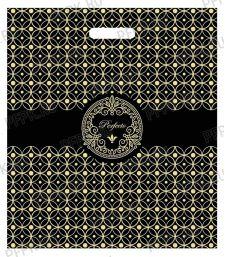 ПЕРФЕКТО, вырубная ручка, 42х48+3 (90мкм) ПВД, ТИКО Квадро [25/400]