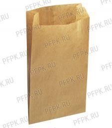 Пакет бум. 140х60х250,крафт [1/3000]