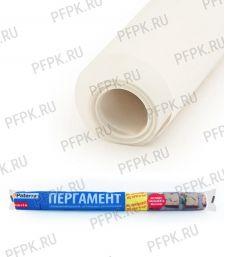 Бумага силиконовая для выпечки 38см*6м Пергамент белый (209-008) [1/42]
