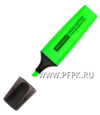 Выделитель (текст маркер) Зелёный (255-624/ Н_16445) [12/864]