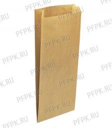 Пакет бум. 100х60х300,крафт [100/2500]