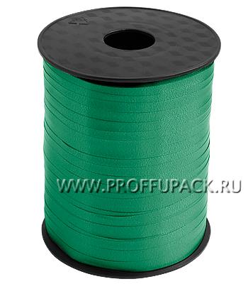 Лента на бобине цветная 0,5см х 500м FIESTA Зеленая FIESTA W-3 [4/60]