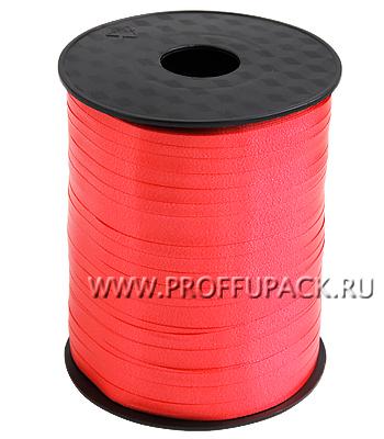 Лента на бобине цветная 0,5см х 500м FIESTA Красная FIESTA W-4 [4/60]