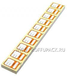 Ценники картонные 36х56 (500шт) (128-682) [1/30]