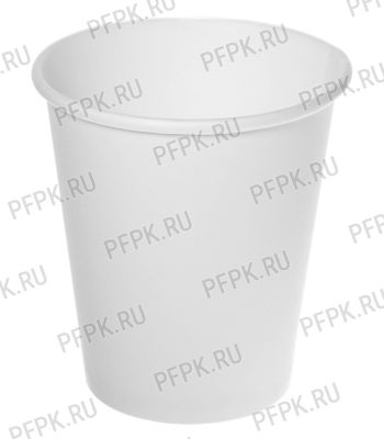 Стакан 185 мл бумажный Белый [50/1000]