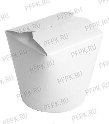 Коробка для лапши БЕЛАЯ 750 мл [50/500]