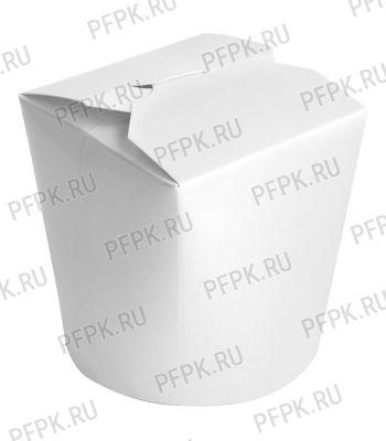 Коробка для лапши БЕЛАЯ 500 мл [50/500]