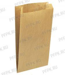 Пакет бум. 170х70х300,крафт [2500/2500]