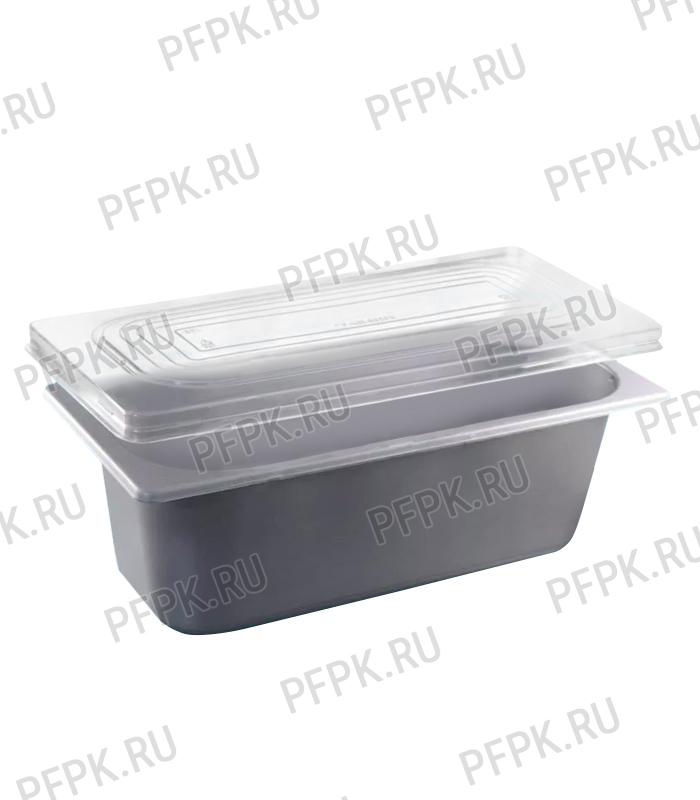 Емкость ПР-КМ-5000К (крышка) Серебро ПЭТ [1/130]