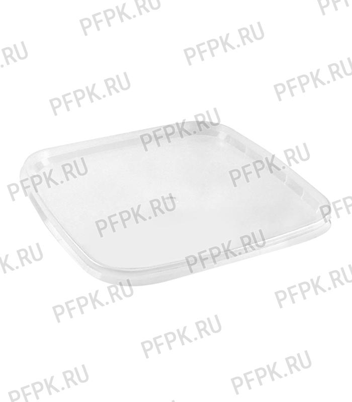 Банка ПП 600мл квадратная, 131 (без крышки) ПЕРИНТ [1/200]