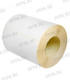 Термоэтикетки 100х80 (ПЛГ) 500 шт. [1/24]