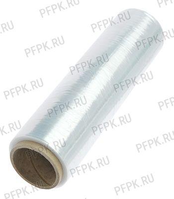 Стрейч - пленка 250 мм, 20 мкм (ручной) резаный 250020120/420/100/38 [1/16]