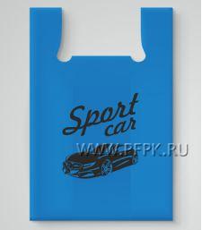 Пакет-майка SPORT CAR [50000/50000]