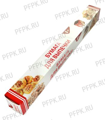 Бумага для выпечки 38см*8м в футляре Liga Pack [1/24]