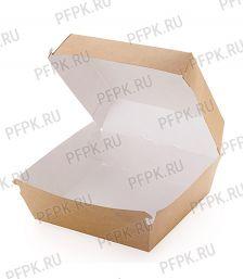 Коробка д/гамбургеров ECO BURGER L 120*120*70 [150/150]