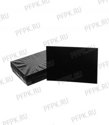 Ценник меловой черный прямоуг. 52,5х75 А8 [50/50]