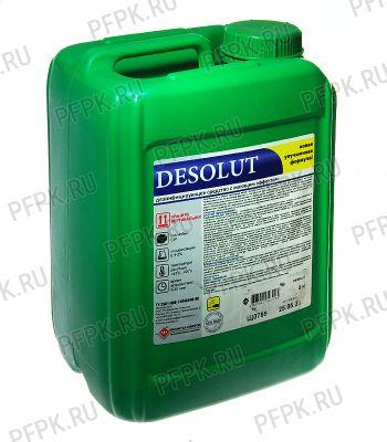 Дезинфицирующее ср-во с моющим эффектом DESOLUT 5кг