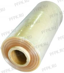 Пленка термоусадочная ПВХ 400х1000 25 мкм (полотно) Еврофилм XH