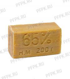 Мыло хозяйственное без упаковки (65%) (200гр) [1/44]