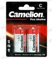 Батарейки CAMELION Plus LR14 алкалин (блистер 2 шт) [12/192]