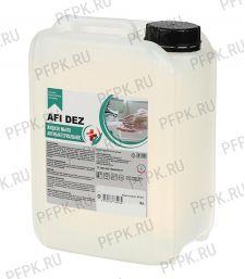Мыло жидкое с антисептическим эффектом IPC Afi Dez 5л. (4239)