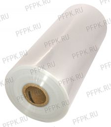 Пленка для запайки лотков 540 мм ПЭТ/ПЭ 55мкм