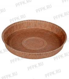 Форма бумажная ПАЙ 180/22, коричневая [800/800]