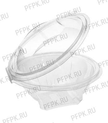 Емкость УК-122-02, прозрачная, ПЭТ [300/300]