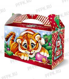 Коробка картон. 500 гр Игруля [1/325]
