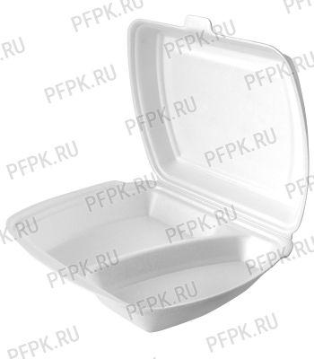 Ланч-бокс ВПС 2-секционный Белый [200/200]