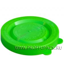 Крышки для банок полиэтиленовые Зеленые [350/350]