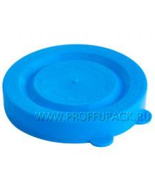 Крышки для банок полиэтиленовые Голубые [350/350]