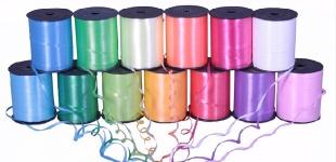 Декоративная лента на бобинах - ассортимент более чем из 10 цветов